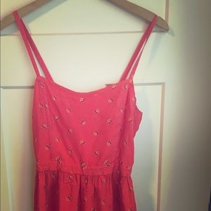 Old Navy strappy summer dress